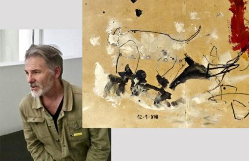 Philippe Croq - portrait de l'artiste