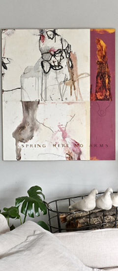 Vente d art en ligne - peinture contemporaine de Philippe Croq