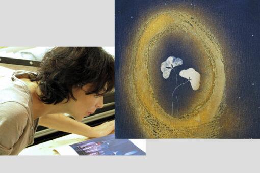 Valérie Gho - portrait de l'artiste
