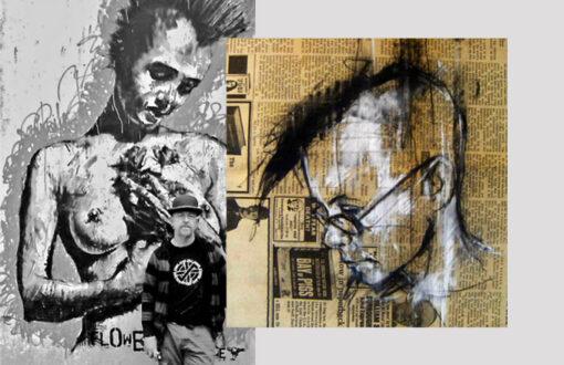 Guy Denning - portrait de l'artiste