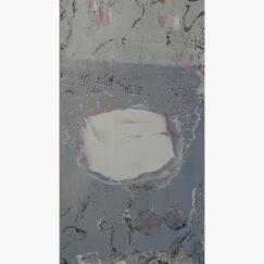 Peinture - Dans les hautes herbes - Perrine Rabouin - œuvre détourée