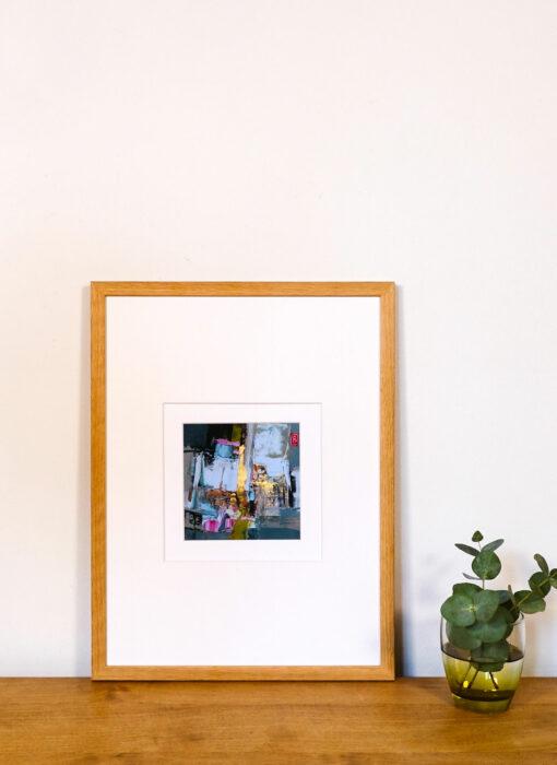 Peinture - Un souffle d'abstraction - Perrine Rabouin - situation
