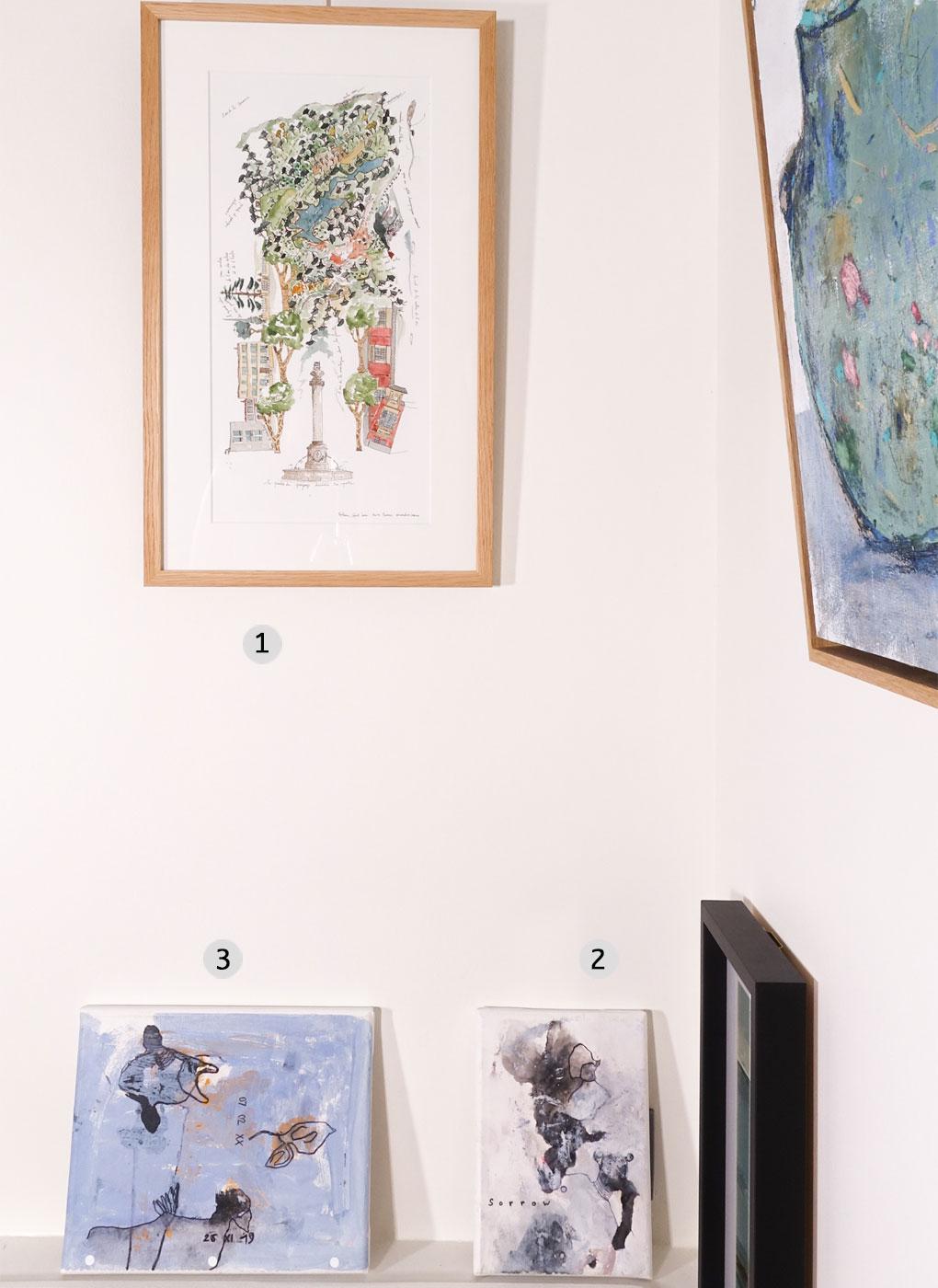 tableaux - galerie d art